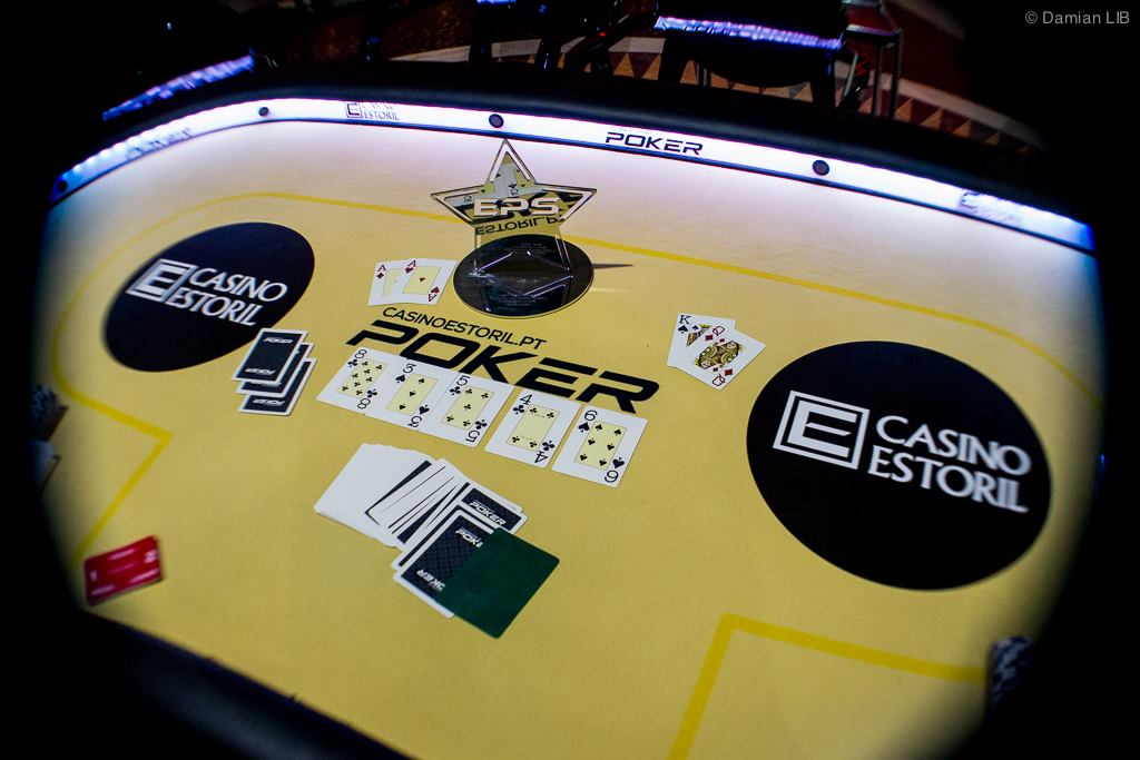 """Estrelas"" do Poker no Lounge D do Casino Estoril"